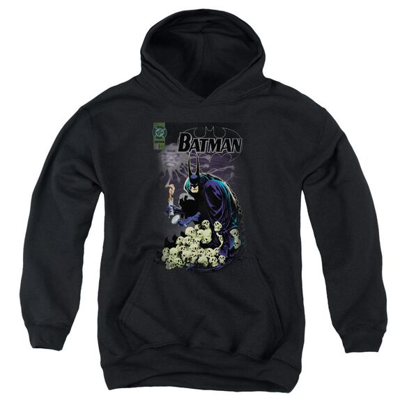 Batman Cover #516 Youth Pull Over Hoodie