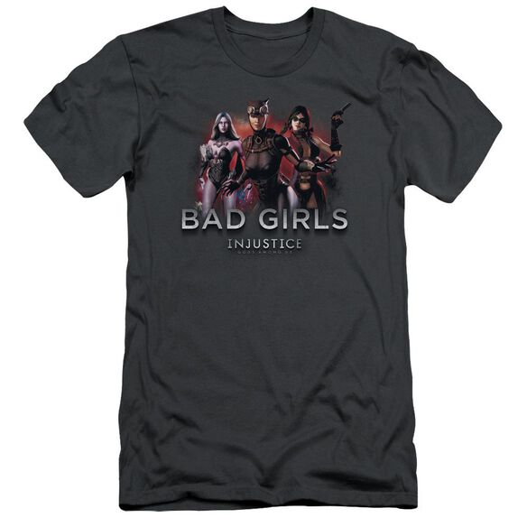 Injustice Gods Among Us Bad Girls Short Sleeve Adult T-Shirt