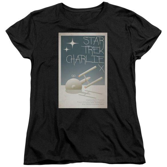 Star Trek Tos Episode Short Sleeve Womens Tee T-Shirt