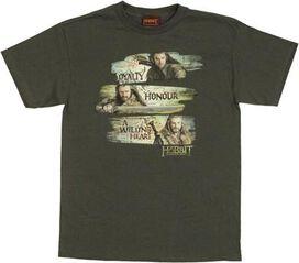 Hobbit Dwarven Traits T-Shirt