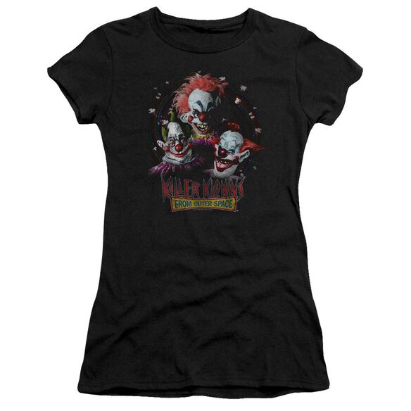 Killer Klowns From Outer Space Killer Klowns Premium Bella Junior Sheer Jersey