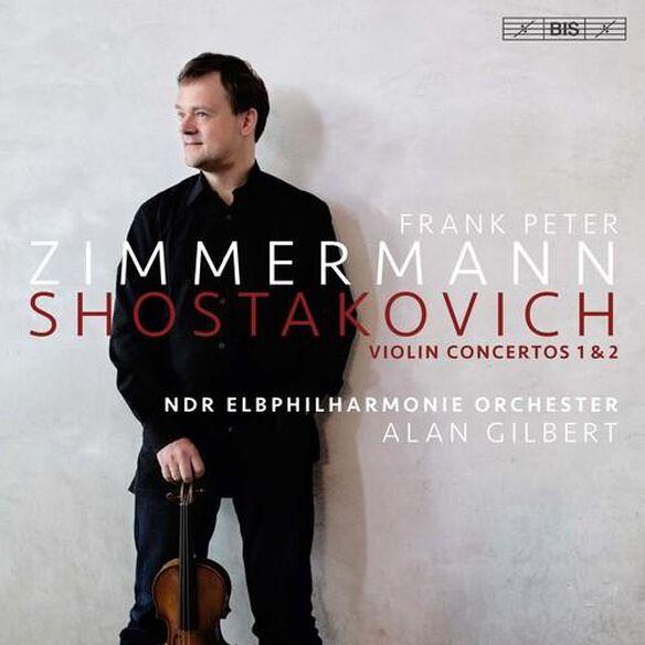 Shostakovich: Violin Concertos 1 & 2 (Hybr)