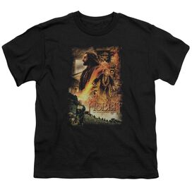 Hobbit Golden Chamber Short Sleeve Youth T-Shirt