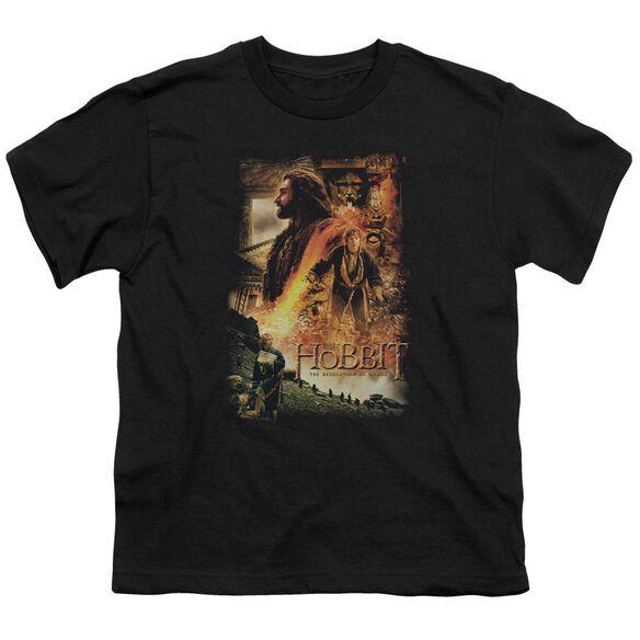 Hobbit Golden Chamber Short Sleeve Youth T-Shirt
