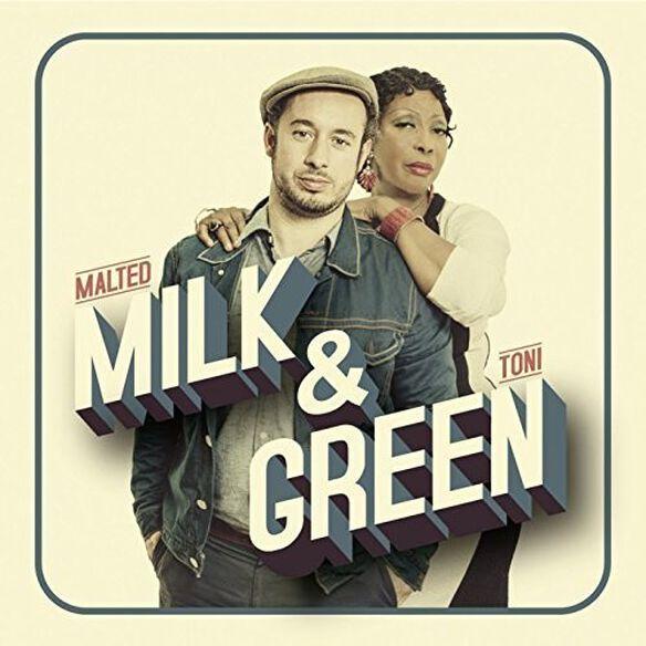 Malted Milk/ Toni Green - Milk & Green