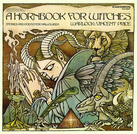 Vincent Price - Hornbook for Witches: Stories and Poems for Hallowe'en