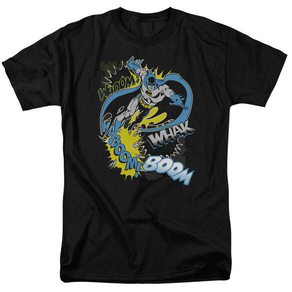 Batman Bat Effects Short Sleeve Adult T-Shirt