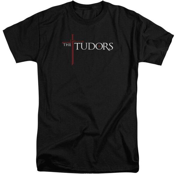 Tudors Logo Short Sleeve Adult Tall T-Shirt