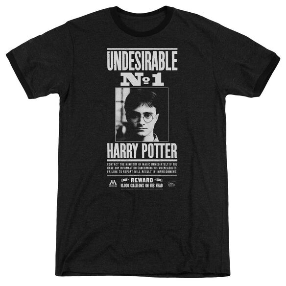 Harry Potter Undesirable No 1 Adult Ringer