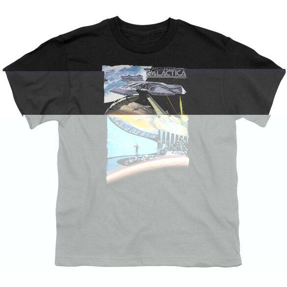 BSG CONCEPT ART - S/S YOUTH 18/1 - BLACK T-Shirt