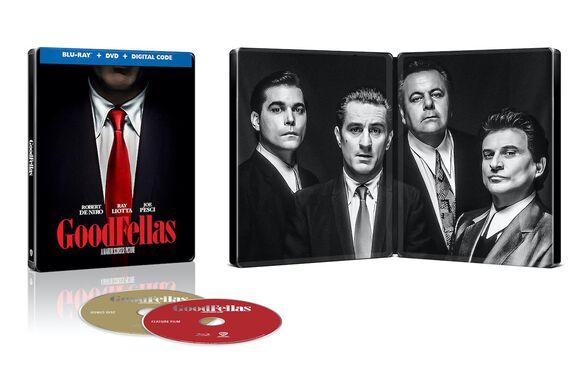 Goodfellas [Exclusive Steelbook]