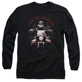 Sons Of Anarchy Ride On Long Sleeve Adult T-Shirt