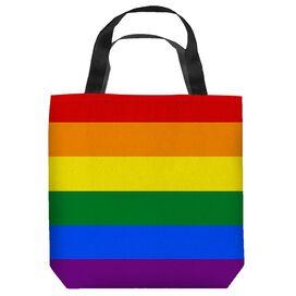 Pride Flag Tote Bag