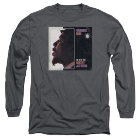 Thelonious Monk Monterey Long Sleeve Adult T-Shirt