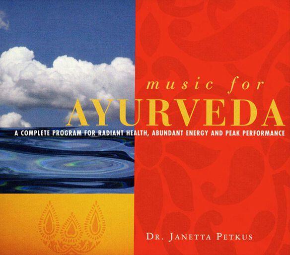 Music For Ayurveda 0899