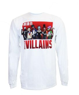 My Hero Academia Villains Long Sleeve T-Shirt