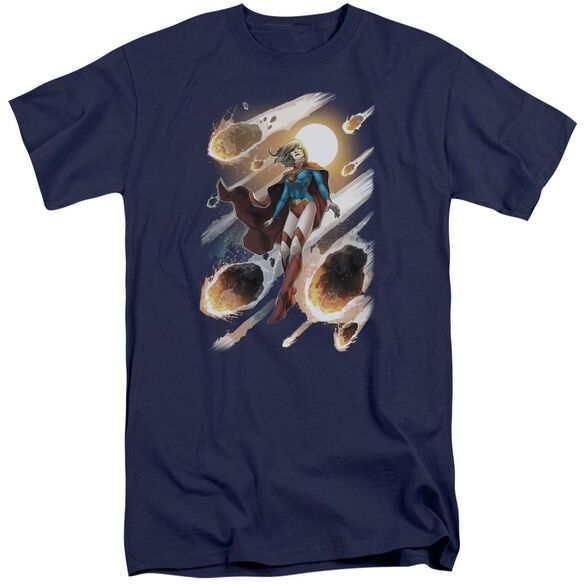 Jla Supergirl #1 Short Sleeve Adult Tall T-Shirt