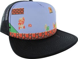 Super Mario Brothers Trucker Hat