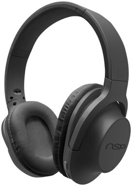 NSP - Fader Wireless Bluetooth Headphones [Black]