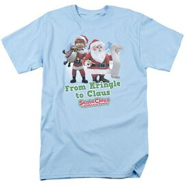 SANTA CLAUS IS COMIN TO TOWN KRINGLE TO T-Shirt