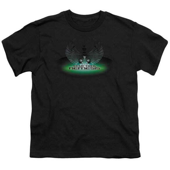 Star Trek Nemesis(Movie) Short Sleeve Youth T-Shirt