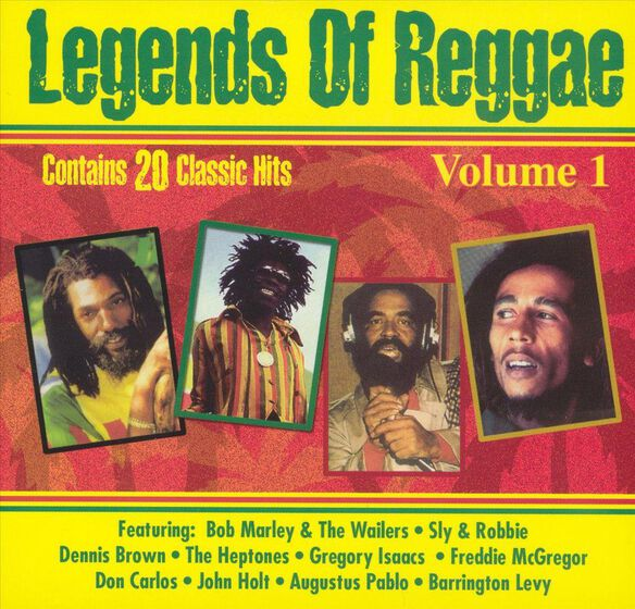 Legends Of Reggae V1 0505