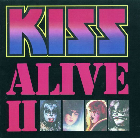 Kiss - Alive II: German Version