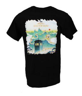 Doctor Who The Great Wall Kanji T-Shirt