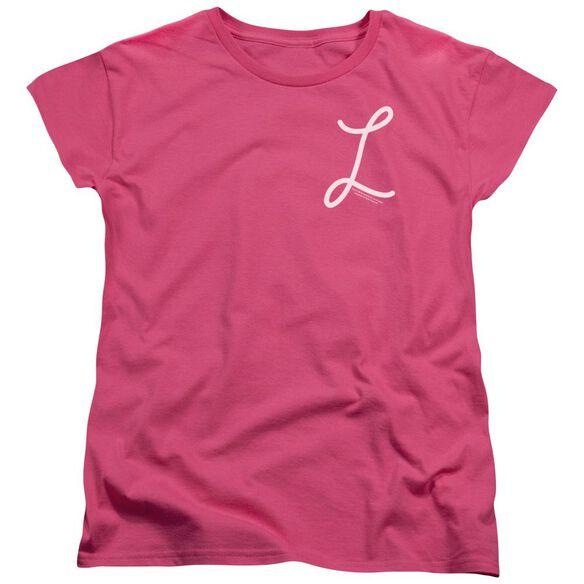 Laverne & Shirley Lavernes L Short Sleeve Womens Tee Hot T-Shirt