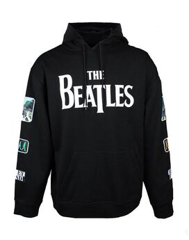 Beatles Abbey Road Patches Hoodie