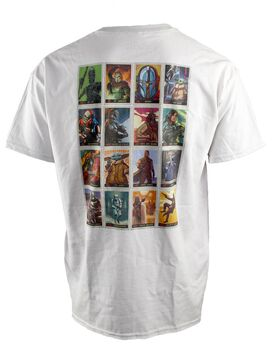 Star Wars The Mandalorian 16 Cards T-Shirt