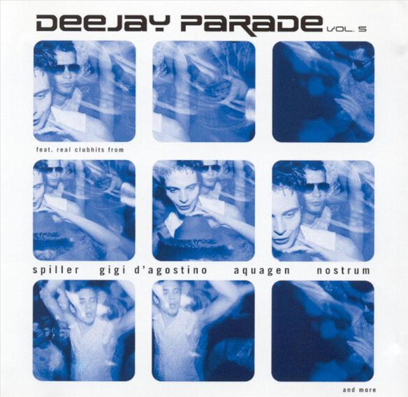 Deejay Parade Vol.5 301