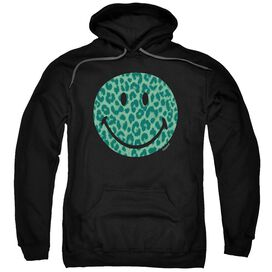 Smiley World Purrfect Face Adult Pull Over Hoodie