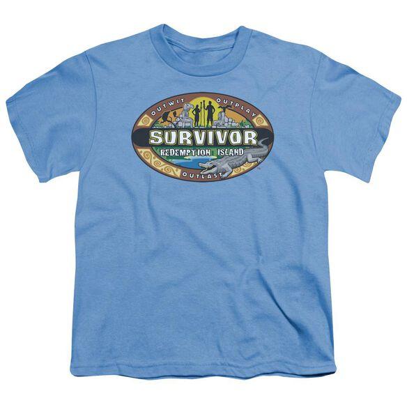 Survivor Redemption Island Short Sleeve Youth Carolina T-Shirt