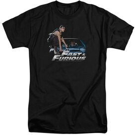 Fast And The Furious Car Ride Short Sleeve Adult Tall T-Shirt