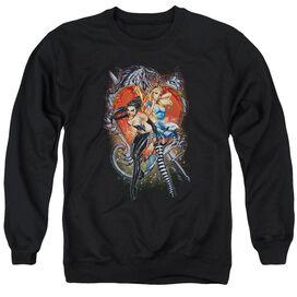 Zenoscope Heart Adult Crewneck Sweatshirt