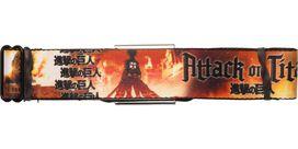 Attack on Titan City Inferno Seatbelt Belt