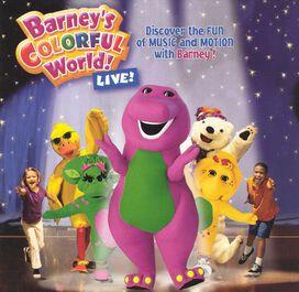 Barney - Barney's Colorful World! Live!
