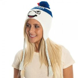 Ghostbusters Stay Puft Lapland Beanie