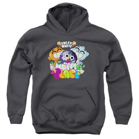 Amazing World Of Gumball Happy Place Youth Pull Over Hoodie