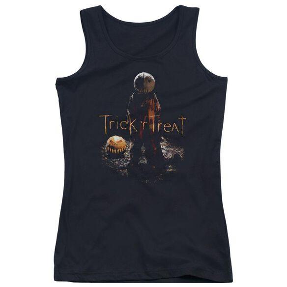 Trick R Treat Samhain Juniors Tank Top