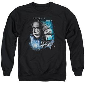 Harry Potter Always Adult Crewneck Sweatshirt