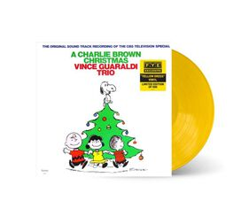 Vince Guaraldi Trio - Charlie Brown Christmas Soundtrack [Exclusive Lucy's Yellow Dress Vinyl]