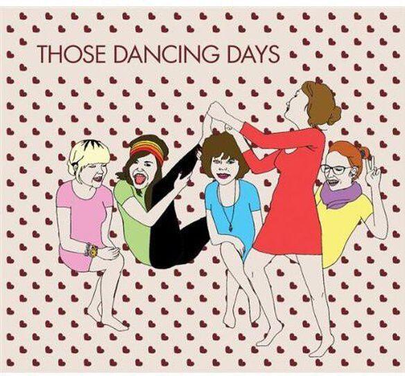 Those Dancing Days [Ep] (Bonus Track) (Ep) (Jpn)