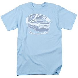 MEAN STREET - ADULT 18/1 - LIGHT BLUE T-Shirt