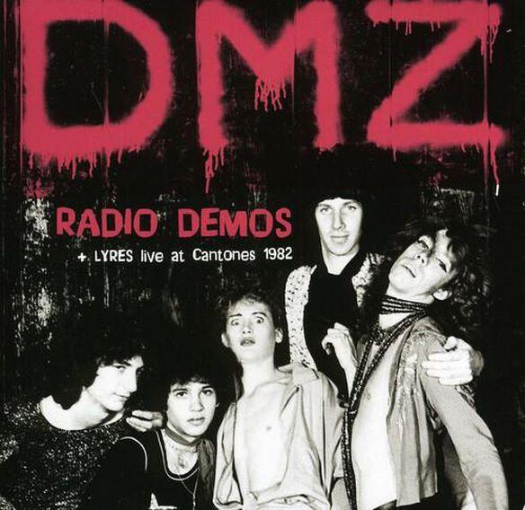 Radio Demos / Live At Cantones Boston 1982 Split