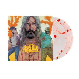 Rob Zombie - Devil's Rejects Original Motion Picture Soundtrack [Exclusive White With Blood Red Splatter Vinyl]