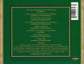 Andy Williams - Holiday Magic with Andy Williams & the Williams Brothers