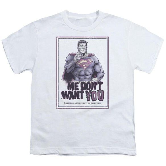 SUPERMAN DONT T-Shirt