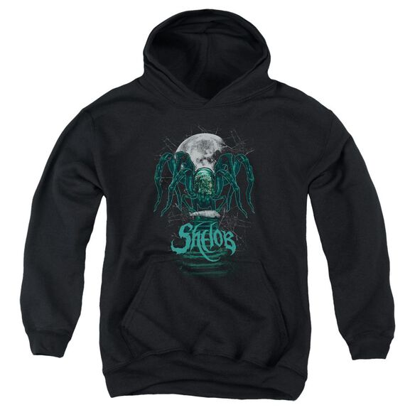 Lord Of The Rings Shelob Youth Pull Over Hoodie